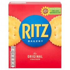 Ritz Crackers 200g box