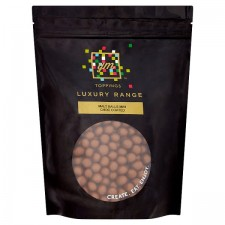 YM Toppings Luxury Range Chocolate Coated Malt Balls 750g