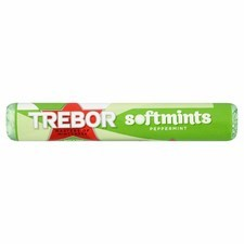 Retail Pack Trebor Softmints Peppermint 40x44.9g Roll Pack