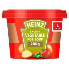 Heinz Smooth Vegetable Pot Soup 280g