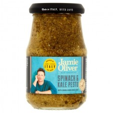 Jamie Oliver Spinach and Kale Pesto 190g