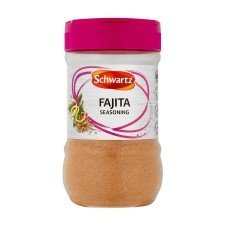 Catering Size Schwartz For Chef Fajita Seasoning 530g.