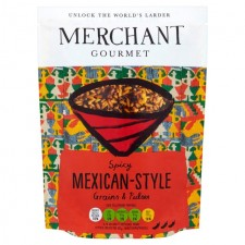 Merchant Gourmet Ready to Eat Mexican Inspired Grains 250g
