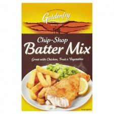 Goldenfry Chipshop Batter Mix 170g