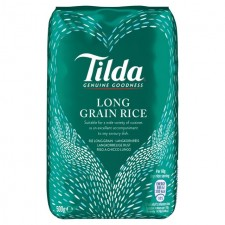 Tilda Long Grain Rice 500g