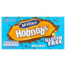 McVities Milk Chocolate Hobnobs Gluten Free 150g