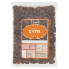 Catering Size Curtis Catering Pitted Dates 2kg