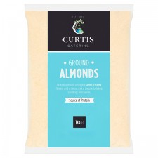 Catering Size Curtis Catering Ground Almonds 1kg