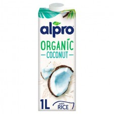 Alpro Longlife Organic Coconut Milk Alternative 1L