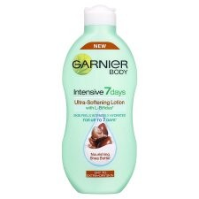 Garnier Body Intensive 7 Days Softening Lotion Shea Butter 250ml