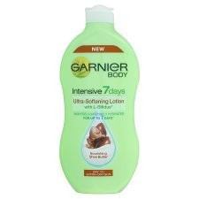 Garnier Body Intensive 7 Days Softening Lotion Shea Butter 400ml