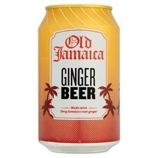 Old Jamaica Ginger Beer 330ml Can