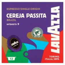 Lavazza A Modo Mio Cereja Passita Brazil Capsules 12 per pack