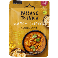 Passage to India Mango Chicken Simmer Sauce 200g