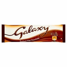 Galaxy Instant Hot Chocolate Drink 25g