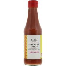 Marks and Spencer Sriracha Thai Chilli Sauce 290ml