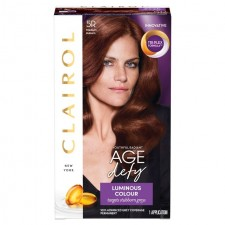 Nice N Easy Age Defy Permanent Hair Colour 5R Medium Auburn
