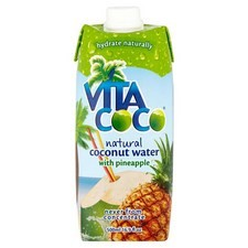 Vita Coco Coconut Water with Pineapple 500ml Carton