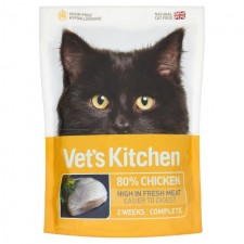 Vets Kitchen Ultra Fresh Cat Food Chicken 770g