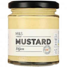 Marks and Spencer Dijon Mustard 185g
