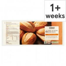 Tesco Bake at Home Petit Pains 6 Pack