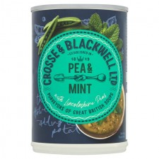 Crosse And Blackwell Best Of British Pea and Mint Soup 400g