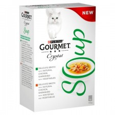 Gourmet Soup Chicken And Vegetable 4 x 40G