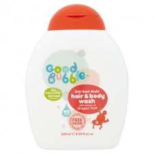 Good Bubble Hair and Body Wash with Dragon Fruit Extract 250ml