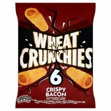 KP Wheat Crunchies Crispy Bacon 6 Pack
