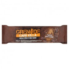 Grenade Carb Killa Protein Bar Chocolate Fudge Brownie 60g