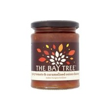 The Bay Tree Spicy Tomato and Caramelised Onion Chutney 320g