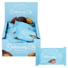 Deliciously Ella Cacao and Almond Energy Ball 12 x 40g