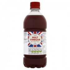 Tesco Malt Vinegar 568Ml