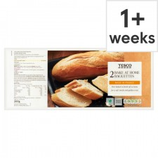 Tesco Bake at Home Baguettes 2 Pack