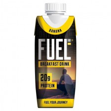 Fuel Liquid Breakfast Banana 330ml