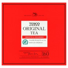 Tesco Original 160 Teabags