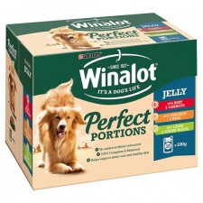Winalot Pouch Beef And Carrot 12X100g