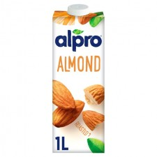 Alpro Almond UHT Drink 1 Litre