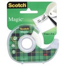 Scotch Magic Tape Dispenser 19mm X 25m