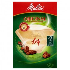 Melitta Classic Filter Papers 1x4 40pk