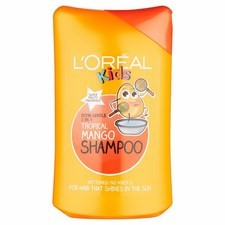 L'Oreal Kids 2 In 1 Shampoo Tropical Mango 250ml