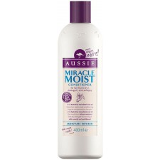 Aussie Miracle Moist Conditioner 400ml