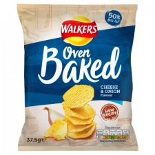 Walkers Baked Cheese and Onion 37.5g Single pack