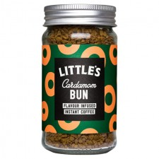 Littles Spicy Cardamom Flavour Infused Instant Coffee 50g
