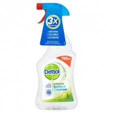 Dettol Surface Cleanser Lime and Mint 750ml
