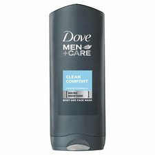Dove Men andCare Clean comfort Body And Face Wash 400Ml