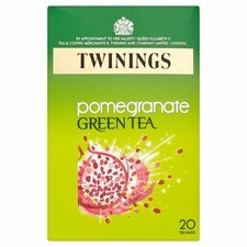 Twinings Green Tea And Pomegranate 20 Teabags