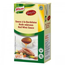 Catering Size Knorr Garde Dor Red Wine Sauce 1L