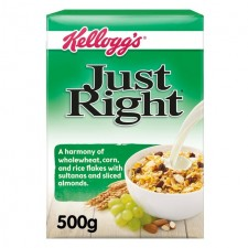 Kelloggs Just Right 500g