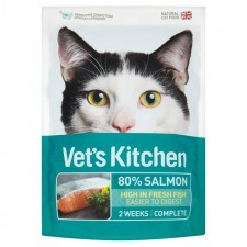 Vets Kitchen Ultra Fresh Cat Food Salmon 770g